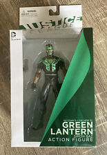 DC COLLECTIBLES GREEN LANTERN SIMON BAZ ACTION FIGURE NEW 52 JUSTICE LEAGUE