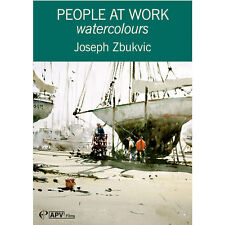 DVD People at Work - Watercolours Joseph Zbukvic