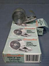 3 Swing Line Swingline Staple Cartridges 5000