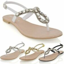 Women's Synthetic Leather Gladiators Sandals & Beach Shoes