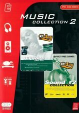 EJay Music Sammlung-Hip Hop eJay 3 & Sound Collection #2 - PC CD-ROM NEU