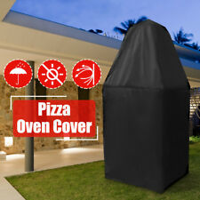 Outdoor Pizza Oven Cover Charcoal Fired Bread Oven Smoker BBQ Grill Rain Covers