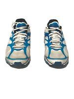 Nike Air Max Big Kids Size 6.5Y White Blue Athletic Running Shoes 488122-100