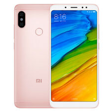 Xiaomi Redmi Note 5 4G LTE Unlocked 32GB Dual AI Camera Pink Smartphone Mobile