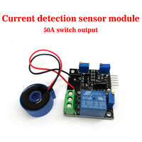 (US) Current Detection Sensor Communication / Short Circuit 50A Switch Output