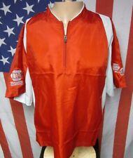 Napa Racing red racing jersey Washington Auto Parts & Paint med shirt Nwt