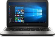 "HP 15.6"" Full-HD AMD Quad 4x 2.4 Ghz 8GB Ram 256GB SSD Radeon Windows 10 Office"