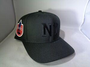 New York Black Yankees New Era 9FIFTY Snapback Baseball Cap Hat (MEN'S One-Size)