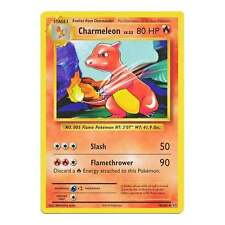 4x Pokemon XY Evolutions Charmeleon 10/108  Uncommon Card