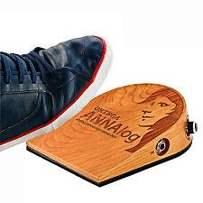 ORTEGA ANNALOG FOOT STOMPER HANDS FREE PERCUSSION KICK DRUM FOR SOLO ARTISTS