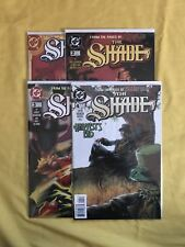 Complete set of 4 Shade (1997) #1 2 3 4 NM Near Mint
