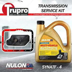 SYNATF Transmission Oil + Filter Kit for Ford Courier PH Explorer UN UP UQ US