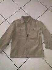 veste ou sur-chemise fille 12 ans en velour TRES ORIGINAL