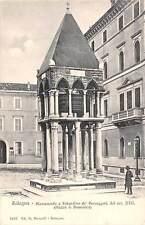 Italy Bologna Monumento a Rolandino de Passeggeri Piazza S. Domenico