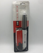 "Vintage CVS CVS40BC Curling Brush 3/4"" Ball-Tipped Brush New Old Stock"