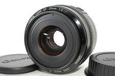 Mint Canon EF 35mm f/2 AF Lens w/Caps from Japan