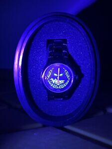 Fossil Star Wars Darth Vader Animated Light Up Flames LE 876/1000 Watch
