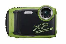 Fujifilm XP140 Action Camera Lime Green Wifi Waterproof Dustproof Shockproof