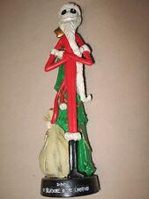 """Jack Skellington as Santa Nightmare Before Christmas 12.5"""" Statue Figurine New !"""