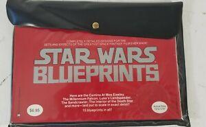 Vintage Star Wars Blueprints of Sets & Effects. 15 Blueprints.