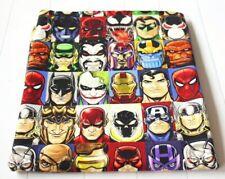 Marvel Stoff Hero Comic Figuren Sommersweat Kinderstoff Superhelden Meterware