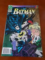 Batman #496 (Jul 1993, DC) VF/NM