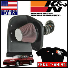K&N AirCharger Cold Air Intake System 2006-2007 Chevy Monte Carlo Ss 5.3L V8