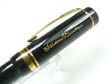 PARKER DUOFOLD INTERNATIONAL FOUNTAIN PEN FROM Q1 1990 PRESIDENT WILLIAM CLINTON