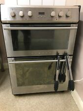 Stoves 61EHDO Electric Freestanding Double Oven and Grill with Ceramic/Hob