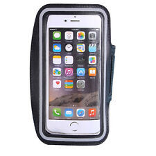 "Sports Gym Armband Cover Jogging Cycling Running Arm Holder for 6"" Cell Phone"