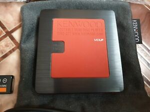 KENWOOD DMC-Q77 PORTABLE MDLP PLAYER MADE IN JAPAN!
