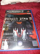 Project Zero II - Ps2 Pal ITA & Espana - usato perfetto