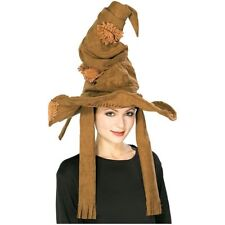 Harry Potter Sorting Hat Adult Hogwarts Wizard Movie Cosplay Costume Licensed