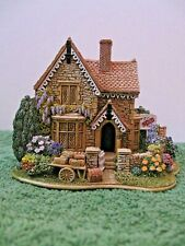 """Lilliput Lane """"New Neighbours"""" L2229 Mint in original box with deed."""