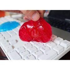 New Cyber Laptop PC Keyboard Dust Super Clean Mud Cleaner Slimy Gel Random Color