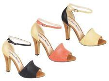 Scarpe da donna slim multicolore con tacco alto (8-11 cm)