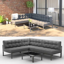 Moderne Garten-Lounge-Sets aus Glas günstig kaufen | eBay