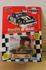 1995 Racing Champions Rusty Wallace #2 Ford Motorsport T-Bird 1/64