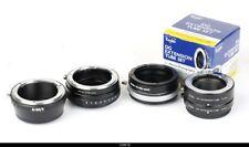 3x Adapter Nikon tilt + Kenko 10 16mm Macro ring Olympus Panasonic M4/3 GX8 GH4