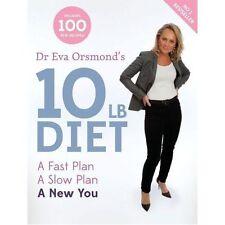 Dr Eva Orsmond's 10 lb (approx. 4.54 kg) dieta, Dr. Eva Orsmond, Libro Nuevo