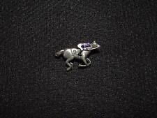 NYQUIST 2015 BREEDERS CUP JUVENILE HORSE RACING JOCKEY PIN 2016 KENYUCKY DERBY