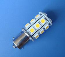 1x BA15S 1141 1156  Warm White bulb AC DC 12~24V,24-5050 SMD LED,#24AWWZ