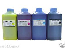 4Quart Pigment Refill ink kit for Epson 124 T124 125 126 NX125 NX127 4x1000ml