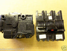 FPE federal pacific Circuit breaker NB 15 amp 3 pole nb315 bolt on