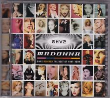 Madonna - GHV2 Remixed The Best Of 1991-2001 - CD (2CD Aus. Promo PROCD100781)