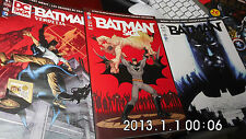 lot de 3 numeros DC Comics BATMAN SAGA : 1-4-23- quasi neufs