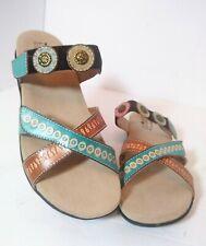 NWOB! L 'Artiste by Spring Step Womens Glendora Slide Adjustable Sandal sz.10M