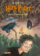 Harry Potter und die Heiligtümer des Todes (Harry Potter 7) J.K. Rowling Harry