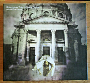 2CD PORCUPINE TREE - Coma Divine (1997/2009) Digibook