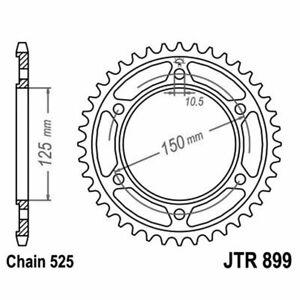 Piñon JT 899 z42 Para KTM 1290 Super Adventure 2015-2017